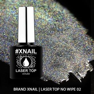 Xnail, Топ для гель-лака Laser №2