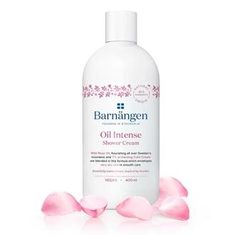 BARNANGEN, Крем-гель для душа Oil Intense, 400 мл