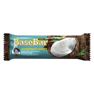 Base Bar, Батончик «Кокосовый десерт», 50 г