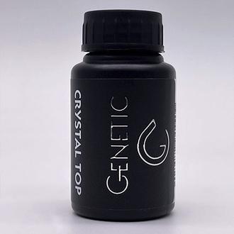 Genetic, Топ для гель-лака Crystal, 30 мл