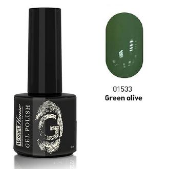 Гель-лак Mozart House Green Olive