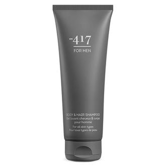 Minus 417, Мужской шампунь для волос и тела, 250 мл