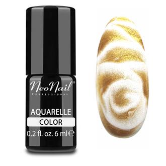 NeoNail, Гель-лак Aquarelle №5771-1, Gold