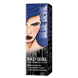 Bad Girl, Пигмент прямого действия Blue Devil, синий