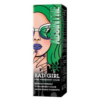 Bad Girl, Пигмент прямого действия Absinthe, неоновый зеленый