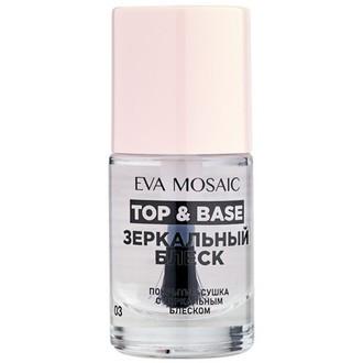EVA Mosaic, Покрытие-сушка «Зеркальный блеск», 10 мл
