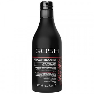 GOSH, Кондиционер очищающий Vitamin Booster, 450 мл