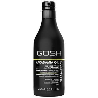 GOSH, Шампунь Macadamia Oil, 450 мл