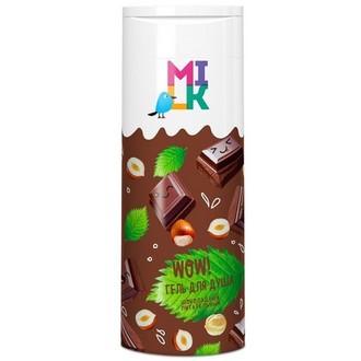 Milk, Шоколадный гель для душа «Питательный», 400 мл