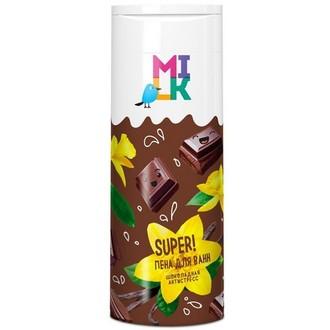 Milk, Шоколадная пена для ванн «Антистресс», 400 мл