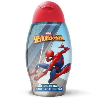 Spider-Man, Гель-пена для тела Double Effect, 400 мл