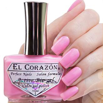 El Corazon Лечебная Серия Цветной Биогель, № 423/044