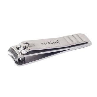 ruNail, кусачки для ногтей (рифленая ручка), RU-0148