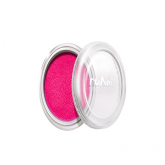 ruNail, дизайн для ногтей: пыль (малиновый)