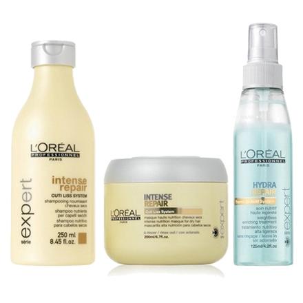 L'Oreal, Набор для сухих волос