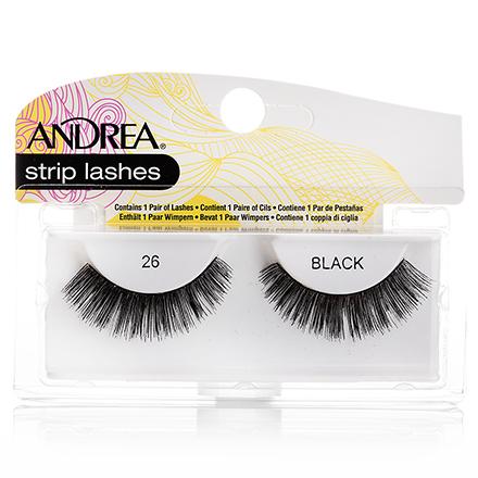 Andrea, Mod Strip Lashes № 26 (накладные ресницы)
