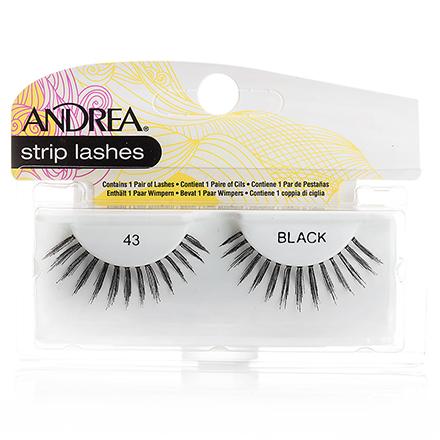 Andrea, Mod Strip Lashes № 43 (накладные ресницы)