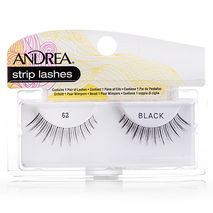 Andrea, Mod Strip Lashes № 62 (накладные ресницы)