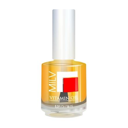 Milv, Масло витаминное для ногтей Апельсин