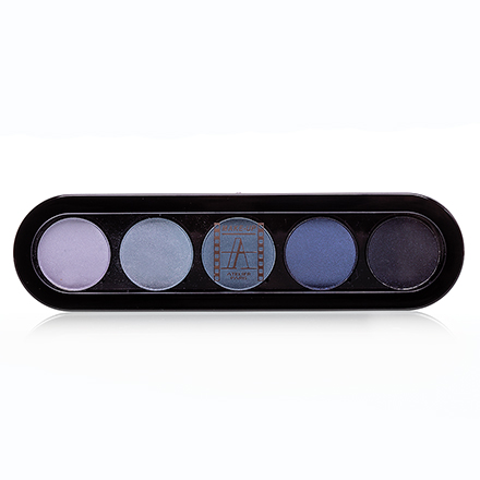 Make-Up Atelier, Palette Eyeshadows Т27 Голубой Бриллиант 10 гр