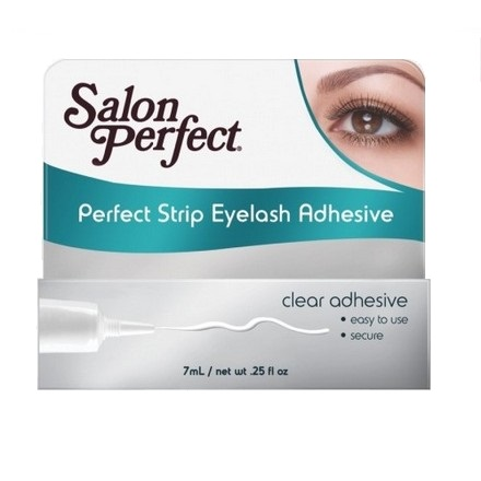 Salon Perfect, Strip Lash Adhesive Clear, клей для накладных ресниц прозрачный