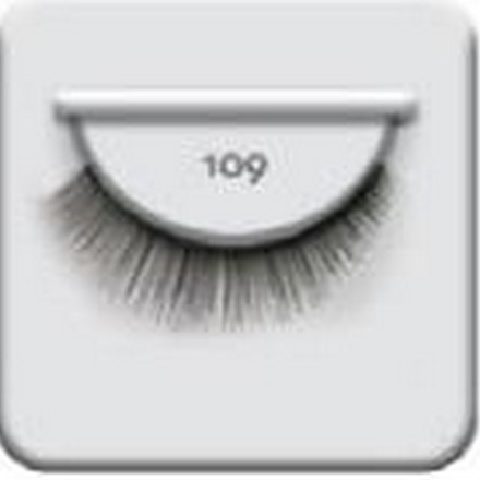 Salon Perfect, Strip lash black, Ресницы черные № 109