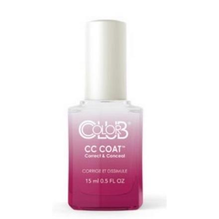 Color Club, Protect Series, CC Coat (15 мл)
