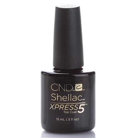 CND, Топ, Top Coat Xpress5, 15 мл
