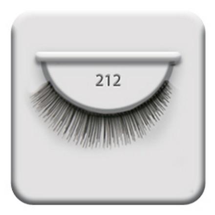 Salon Perfect, Strip lash black, Ресницы черные № 212