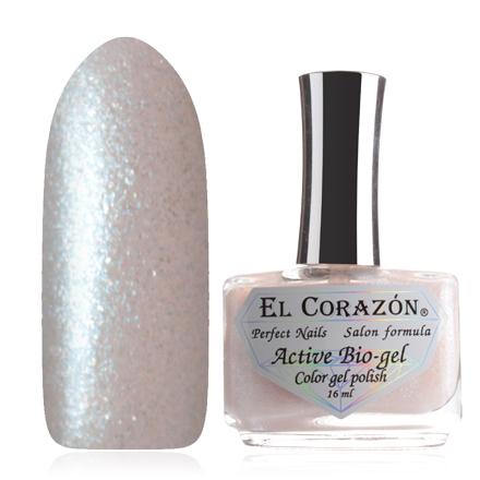 El Corazon, Серия Активный Биогель Shimmer, №423/18
