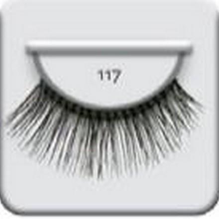 Salon Perfect, Strip lash black, Ресницы черные № 117
