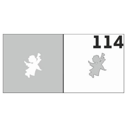 Airnails, Трафареты №114