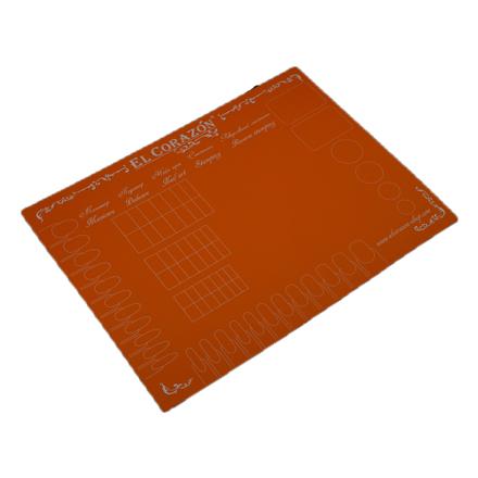El Corazon, Коврик для дизайна (оранжевый)