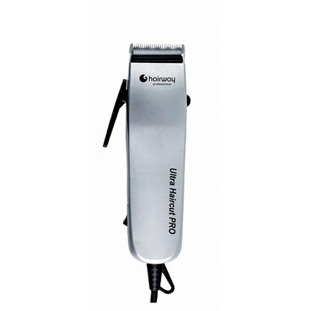 Hairway Professional, Машинка для стрижки волос Ultra Haircut PRO, серебро