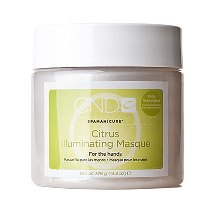 CND, Маска Citrus Illuminating Masque, 378 гр