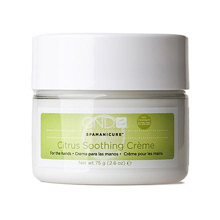 CND, Крем Citrus Soothing Creme, 75 гр