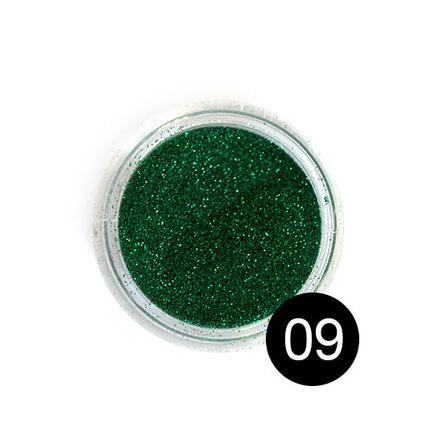 TNL, Дизайн для ногтей: блестки №09