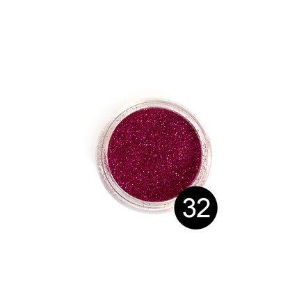TNL, Дизайн для ногтей: блестки №32