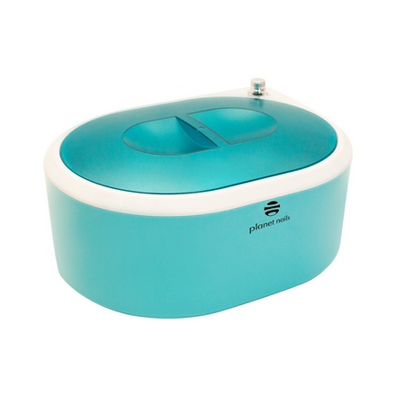 Planet Nails, ванночка для парафина Comfort Spa, бирюзовая
