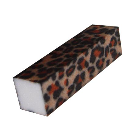 Patrisa Nail, Шлифовочный блок леопардовый 180/240