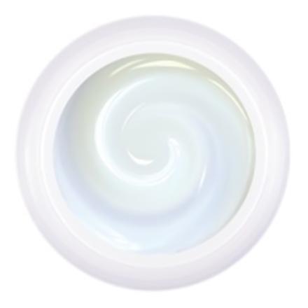 Patrisa nail, Гель-краска для литья L3, Чистый Белый