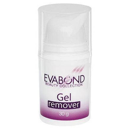 EVABOND, Ремувер для снятия ресниц гелевый Beauty Collection, 30 г
