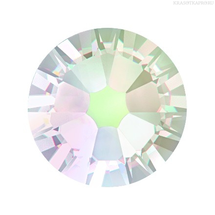 Кристаллы Swarovski, Crystal Moonlight 1,8 мм (100 шт)