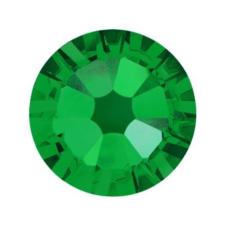 Кристаллы Swarovski, Emerald 1,8 мм (30 шт)