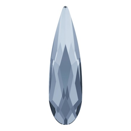 Кристаллы Swarovski, Flat Back Crystal Blue Shade 1,7 мм