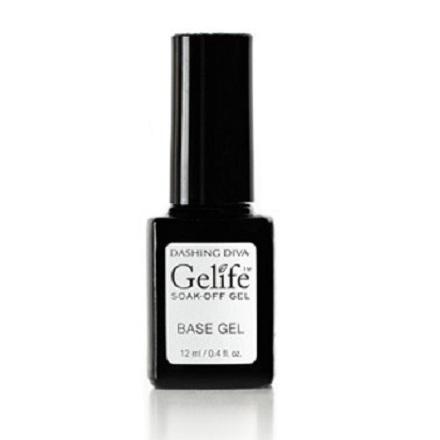 Dashing Diva, Gelife Polish-On Base Gel 12 ml (база)