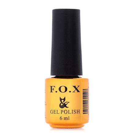 FOX, База для гель-лака Base Grid, 6 мл