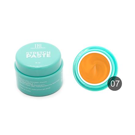 TNL, Паста для лепки Stretch paste №07, Апельсиновая бомба