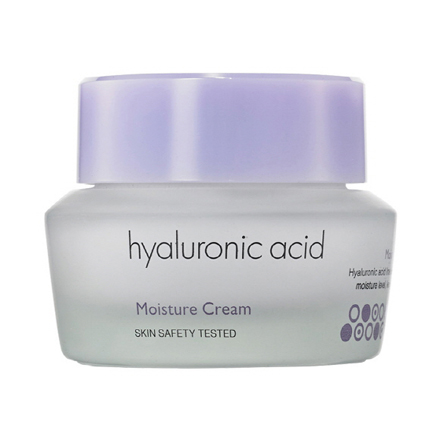 It's Skin, Крем для лица с гиалуроновой кислотой, Hyaluronic Acid Moisture Cream, 50 мл