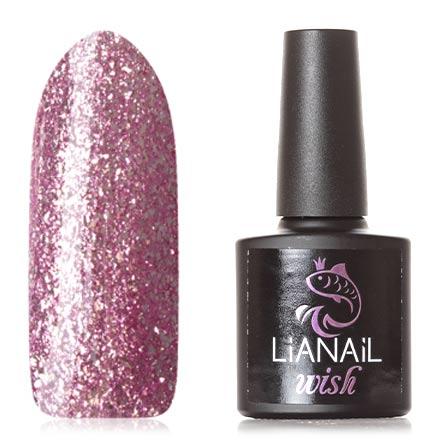 Гель-лак Lianail Wish Lilac Shine №008